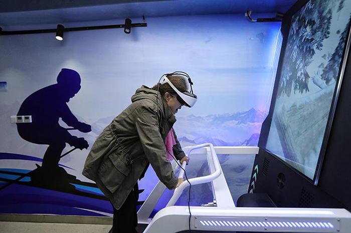 VR在活动策划中已是家常便饭了,体验感极好