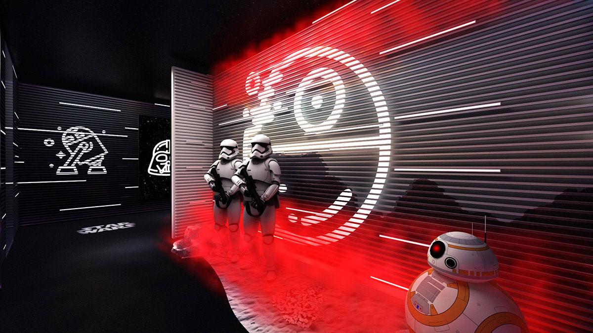 迪士尼博览展真的太酷炫和震撼了,这样的主题展览也考虑搬到中国举办吧|态度有腔调