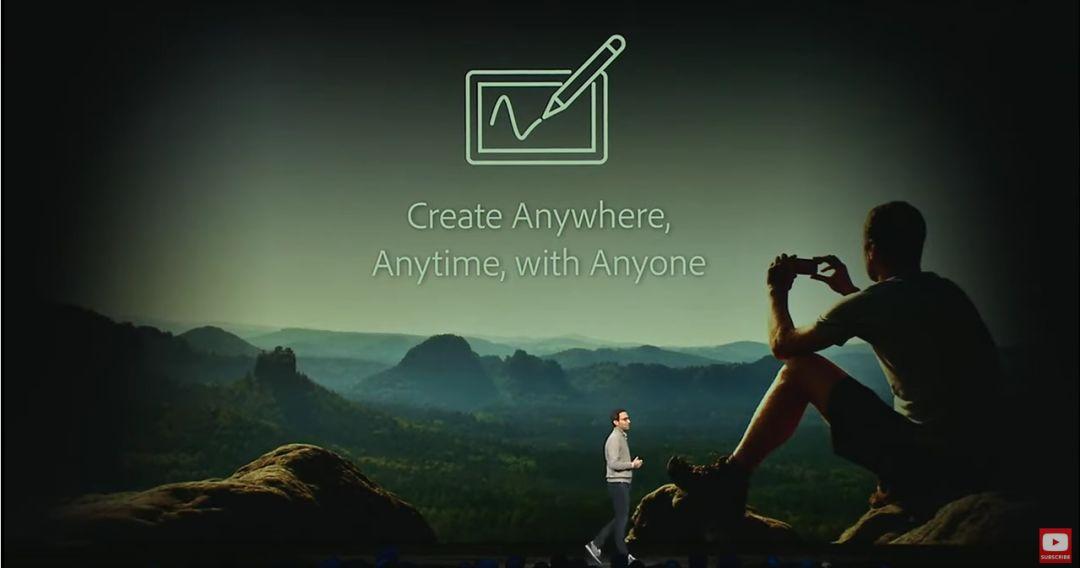Adobe Max的行业创意峰会旨在全面解放设计师的生产劳动力