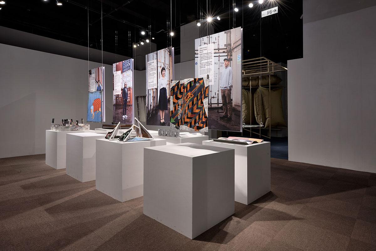 参观过这个货柜主题展览的都说创新就该这般新潮