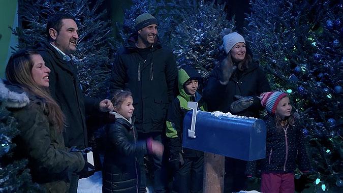 圣诞活动创意以这样的形式呈现,暖意更浓|灵感25区