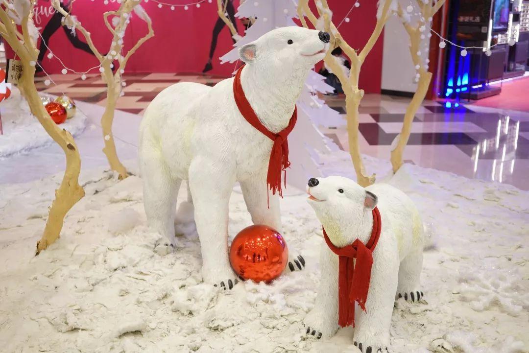 圣诞美陈设计谁家zui心仪?看看这些圣诞活动策划便知晓