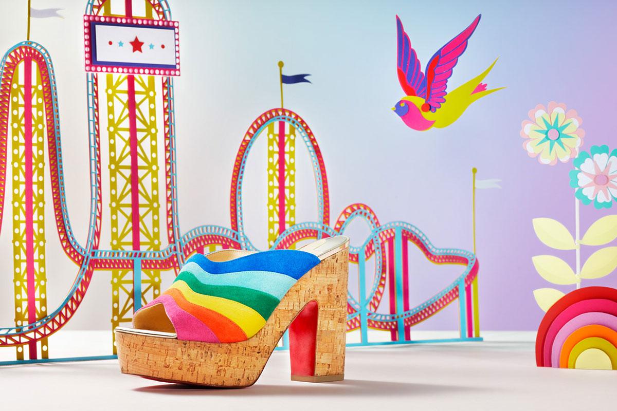 梦幻与色彩的CP组合展览策划独此一家了