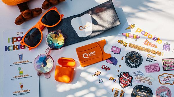 VK Fest音乐节活动策划的QIWI钱包产品发布让每位客人都成为了品牌大使
