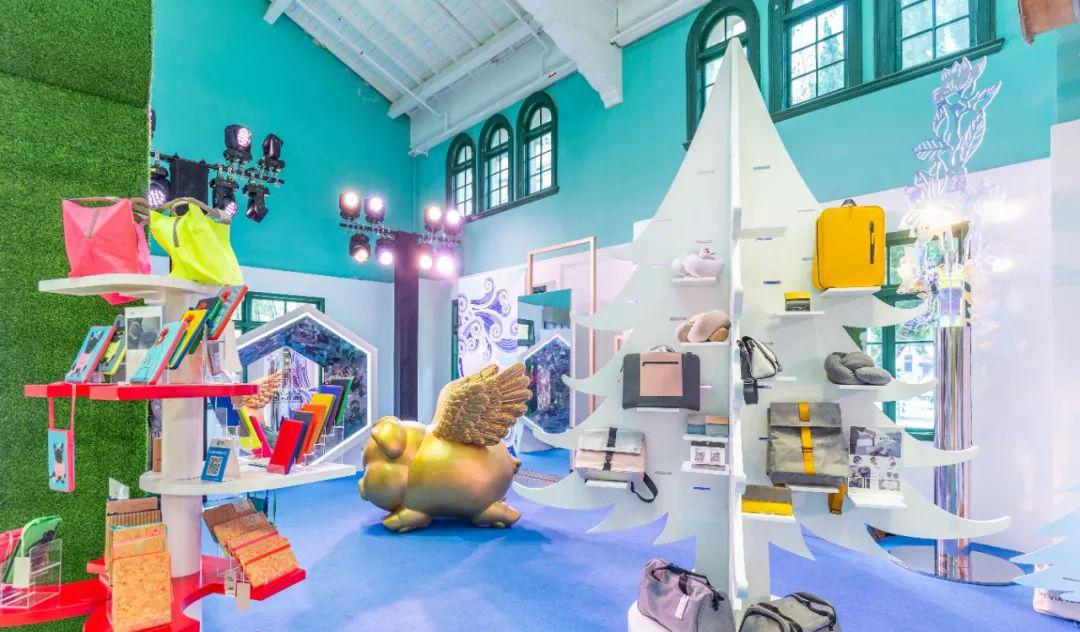 国际创意节重磅来袭,天马行空的创意遇上优雅异域老洋房,有趣