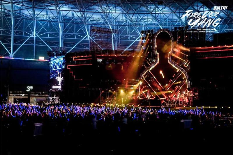 个人 IP主题舞台创造了直击人心的演唱会活动,策划创意太震撼了