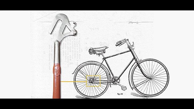 """""""溺水""""自行车的二次生命,这个创意广告活动策划致敬了阿姆斯特丹"""