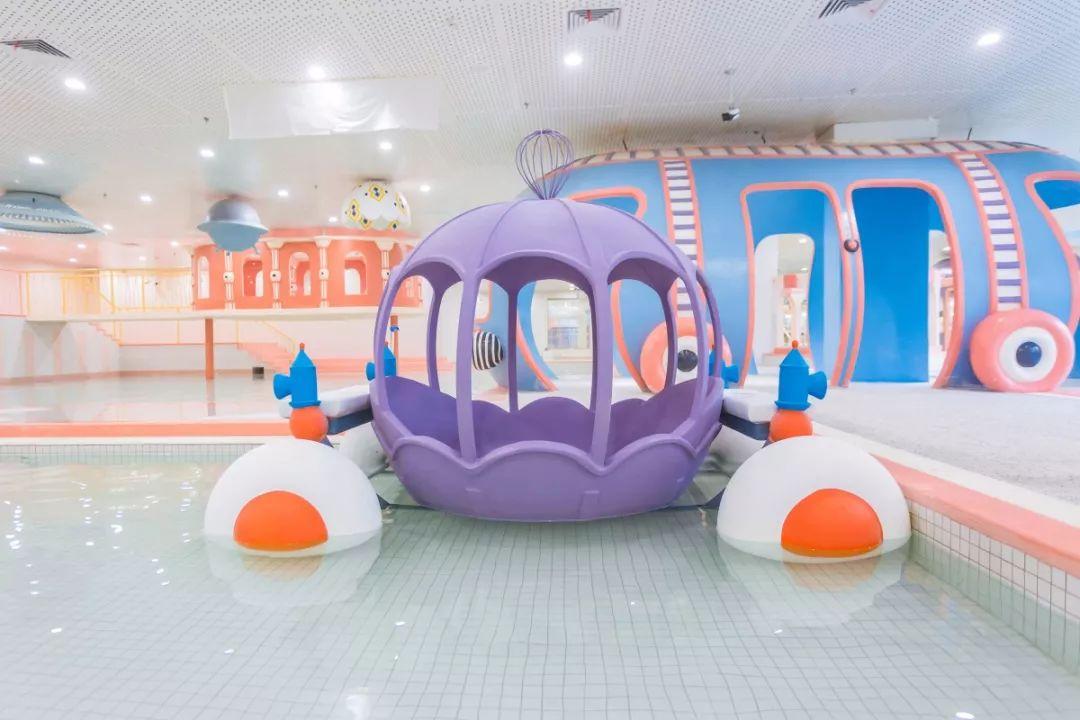 打卡梦幻童话王国室内展览活动,一站式解锁三种遛娃方式