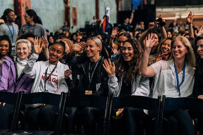 """耐克遗产峰会策划了一项全新的""""洛杉矶女性教练""""项目"""