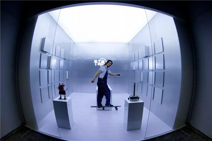 北京798这个艺术展览策划看点真多,一次集结了这么多艺术家们,真香!