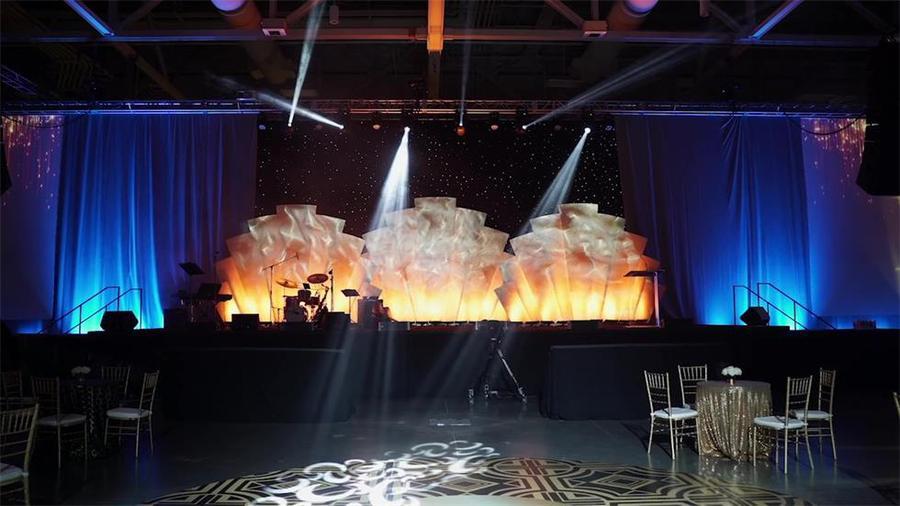 一场会议策划设计出了奥斯卡颁奖典礼的气场