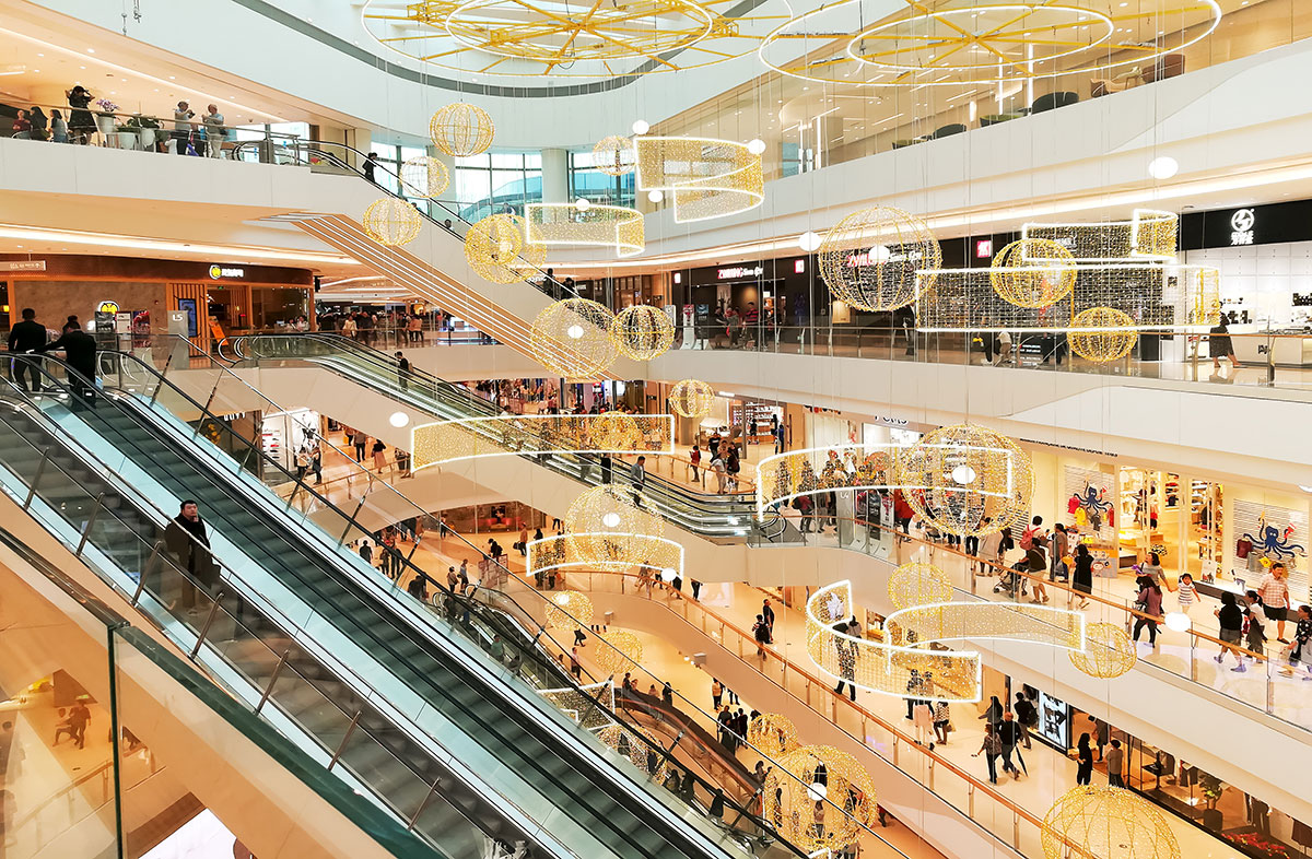 智慧购物中心如何在新零售大背景下生存
