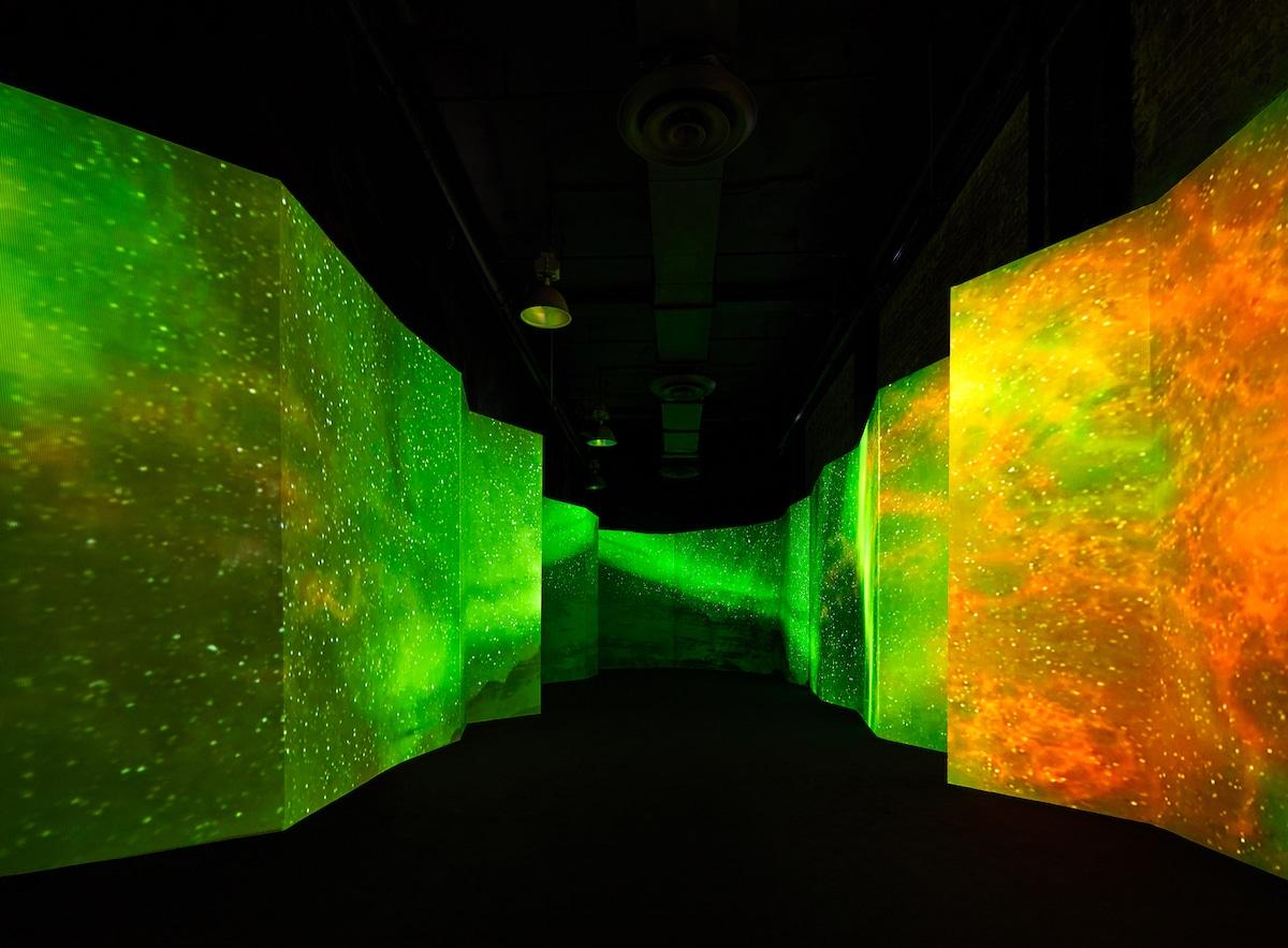 环境艺术家们用沉浸式的展览把环境想说的话更形象易懂地传送给参观者