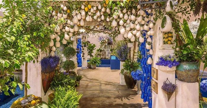 一场世界异域风情的地中海花园展览活动邀你再次爱上园艺