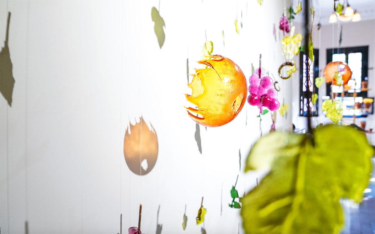 魅力香槟打造限时艺术快闪展览活动空间,沉浸式感官体验更精致