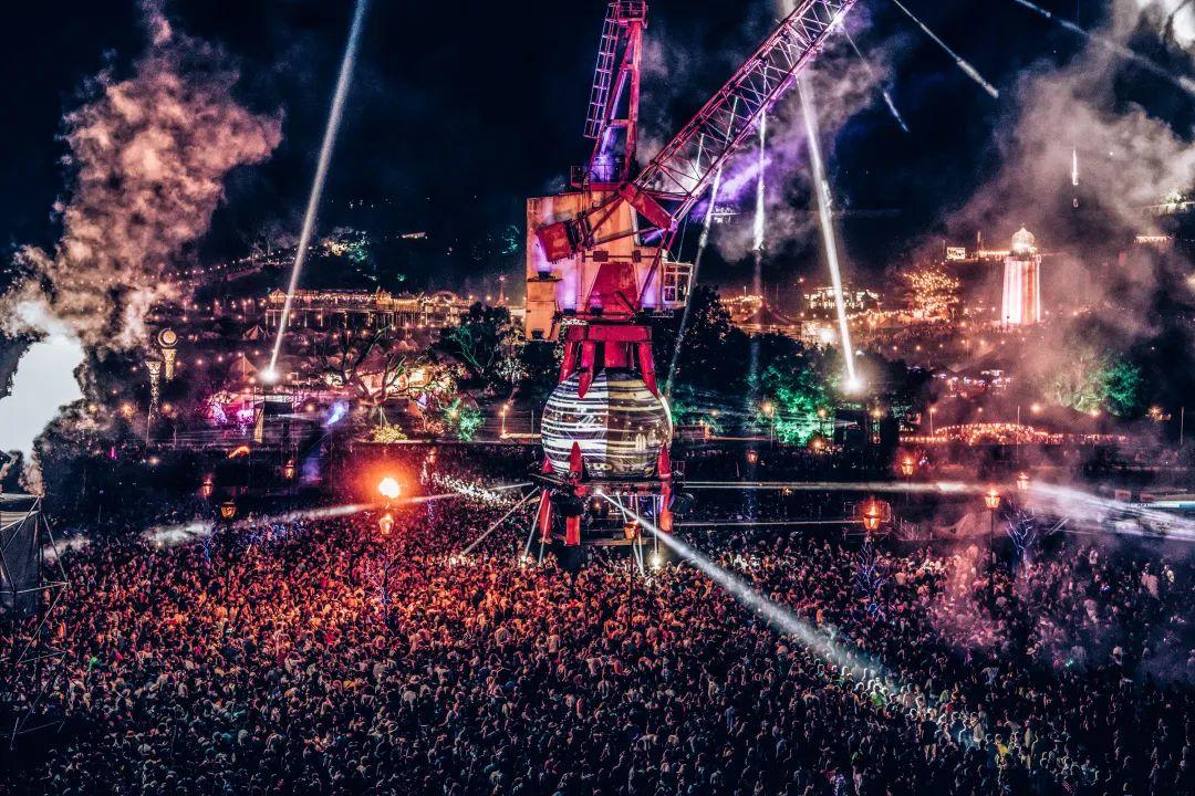 2020年的这些音乐盛典活动等你来燃烧现场嗨翻天
