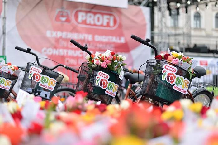 开业庆典活动策划创意来源于当地风俗,一场花卉活动全新面世