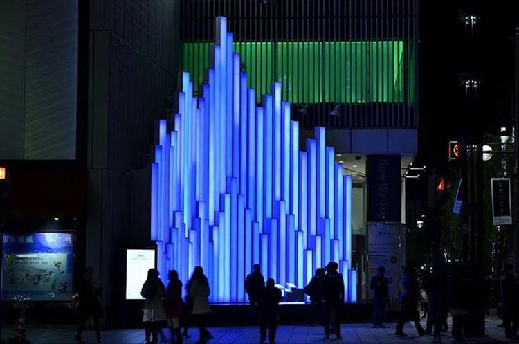 艺术主题展览活动上的那些互动装置谁能撒欢得更胜一筹,看看去!