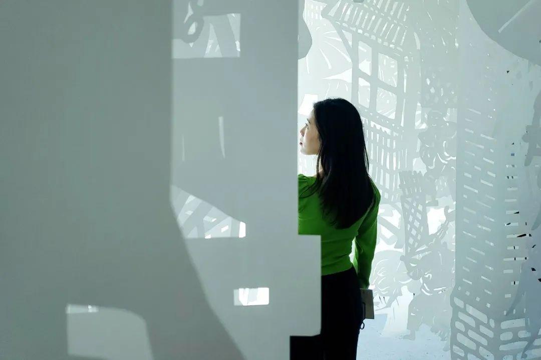 一场数字艺术主题会展活动带你走进宋朝,感受千年前的宁静