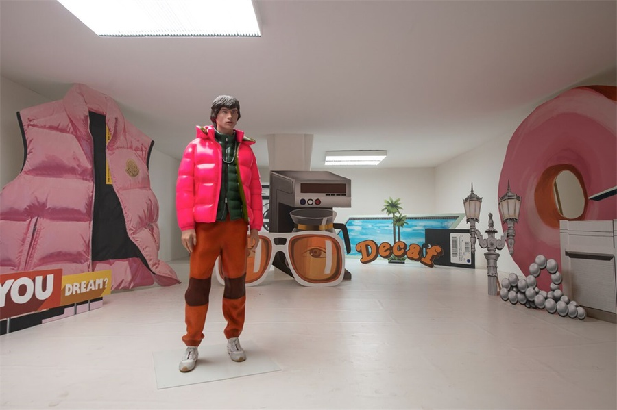"""米兰时装周亮点活动""""盟可睐天才""""展览活动的媒体曝光收益超高"""
