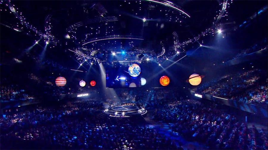 """终极太空体验的主题峰会演讲活动策划的这个""""宇宙""""太炸了!"""