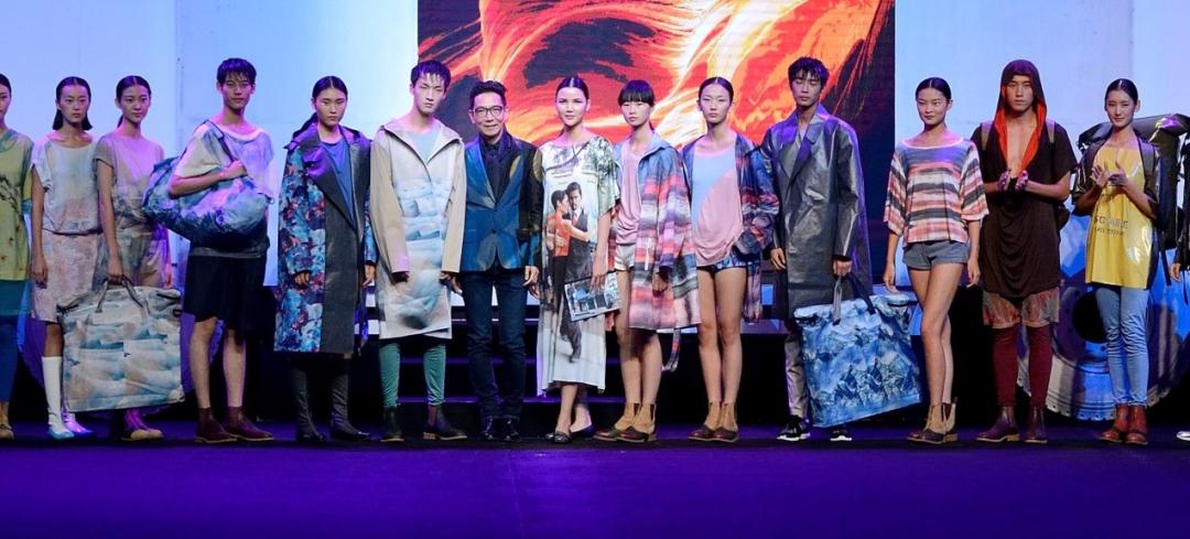 """75个香港本地时装设计单位在潮流艺术展览活动上自由""""起舞"""""""