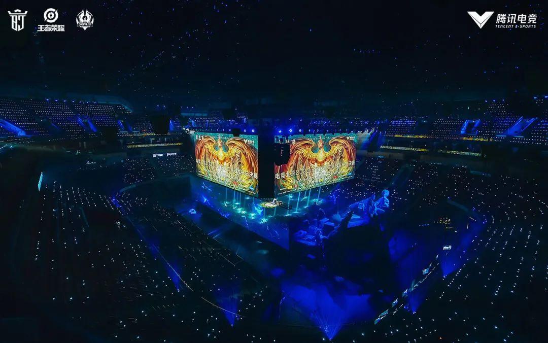2020王者荣耀开幕式活动策划充满着东方美学的演绎,酷