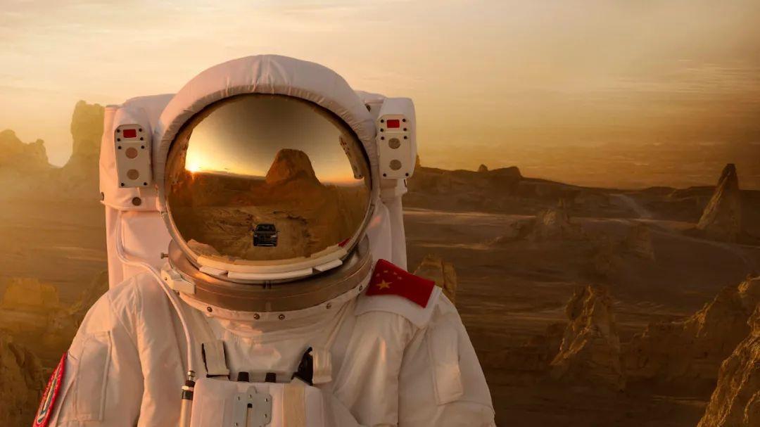 新车试驾活动策划不约而同搬到了冷湖火星基地,酷毙了