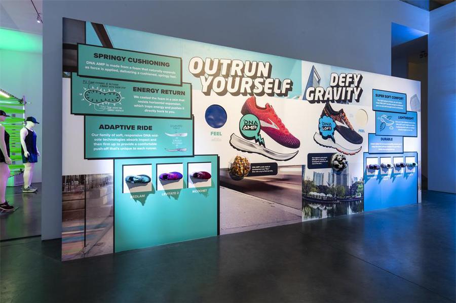 跑鞋媒体发布会活动策划让宾客享受了一场不一样的冥想体验