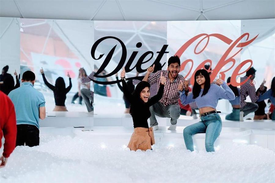 健怡可乐这场「把完美放进冰里」的推广活动策划题啊太难忘了