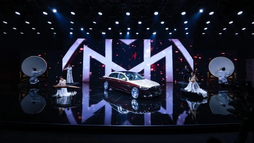 """全新迈巴赫S级轿车全球发布会活动策划呈现了臻于至善的""""礼""""念"""