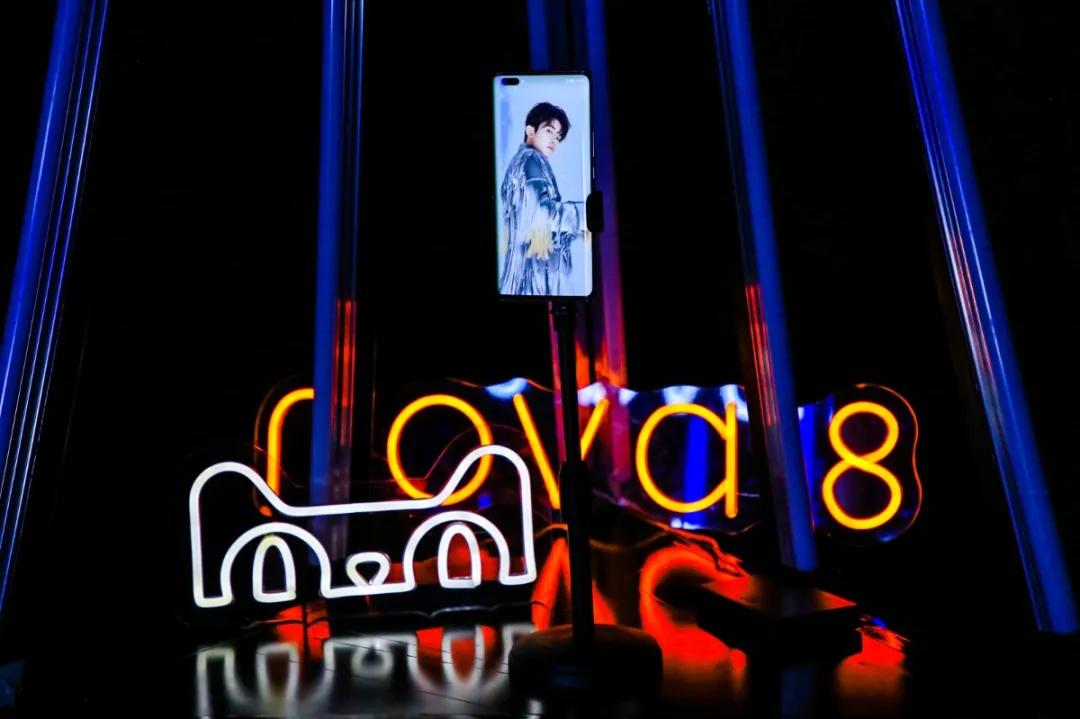 Nova8系列Vlog掌镜之旅展览活动策划,光影艺术与影像科技的碰撞