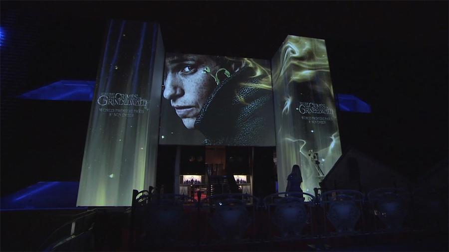 《神奇动物》续集全球首映式活动策划邀你深入窥探魔法世界的秘密
