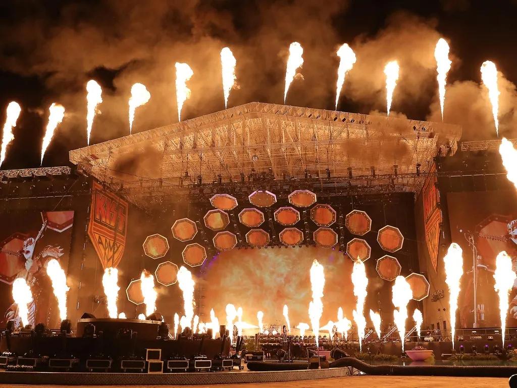 羡煞全世界的音乐活动策划就是这么燃这么炸,舞美设计绝了!