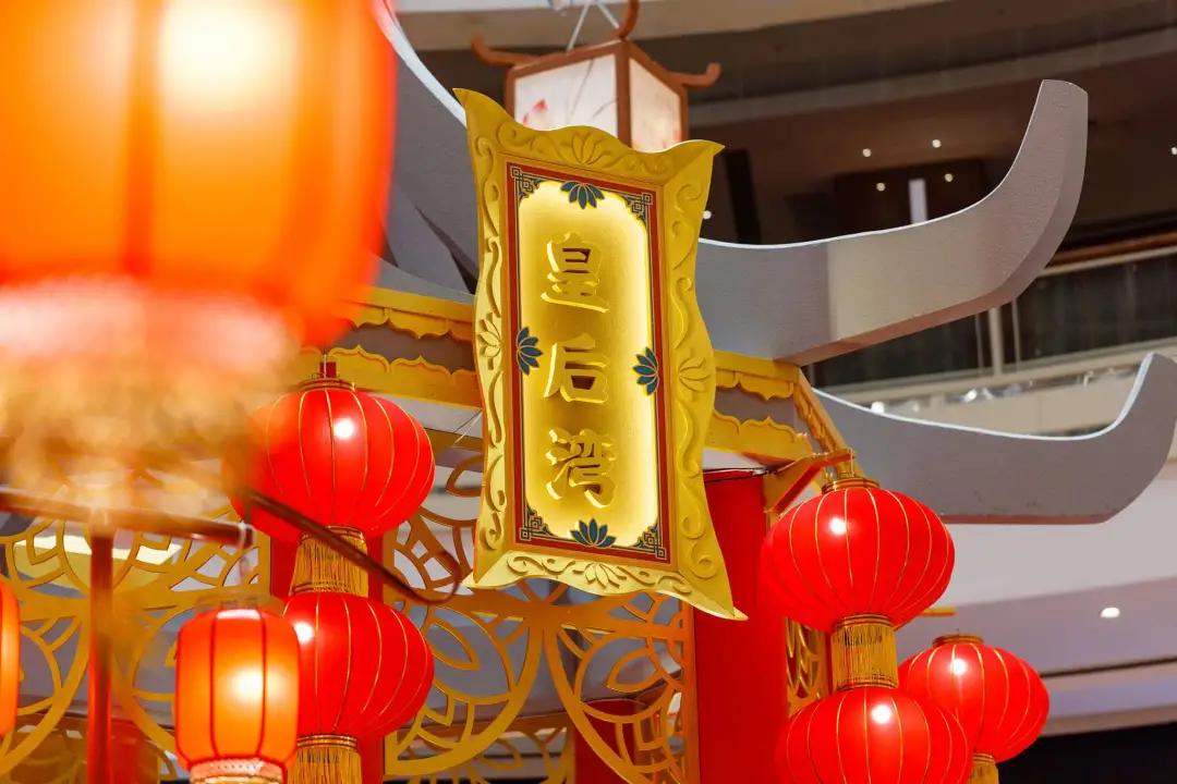 马拉西亚这波商场的春节美陈展览活动策划各有千秋,美极了!