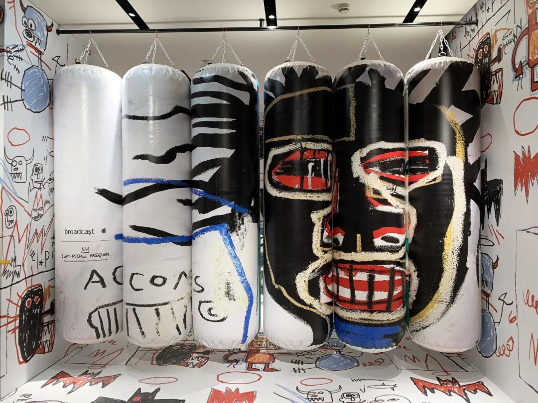 「画中出走 • 巴斯奎特游乐园」联名快闪式展览活动策划满载生命力