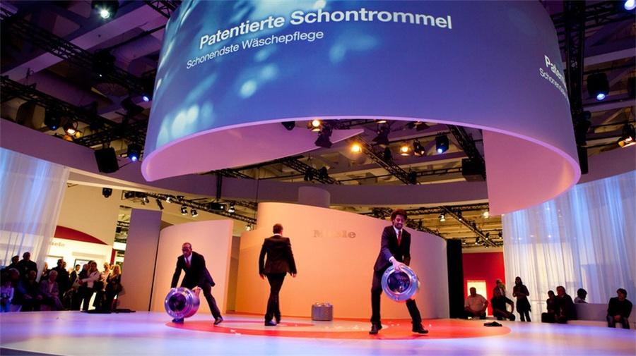德国美诺电器展会活动策划的颁奖典礼是有史以来最好的秀