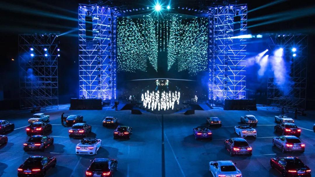 什么汽车发布会活动策划能越看越上头,看看高端品牌如何策划