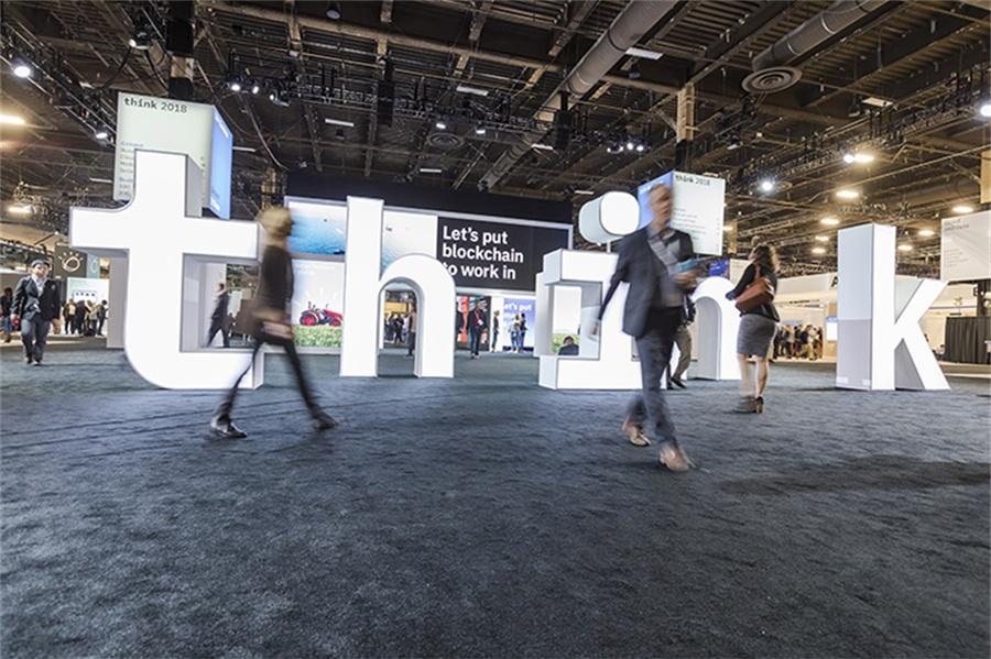 IBM THINK重塑旗舰大会活动策划实现了个性化的互动体验