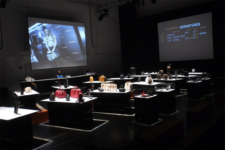新秀丽黑标首尔发布会派对活动策划了一系列高端的全球时尚活动