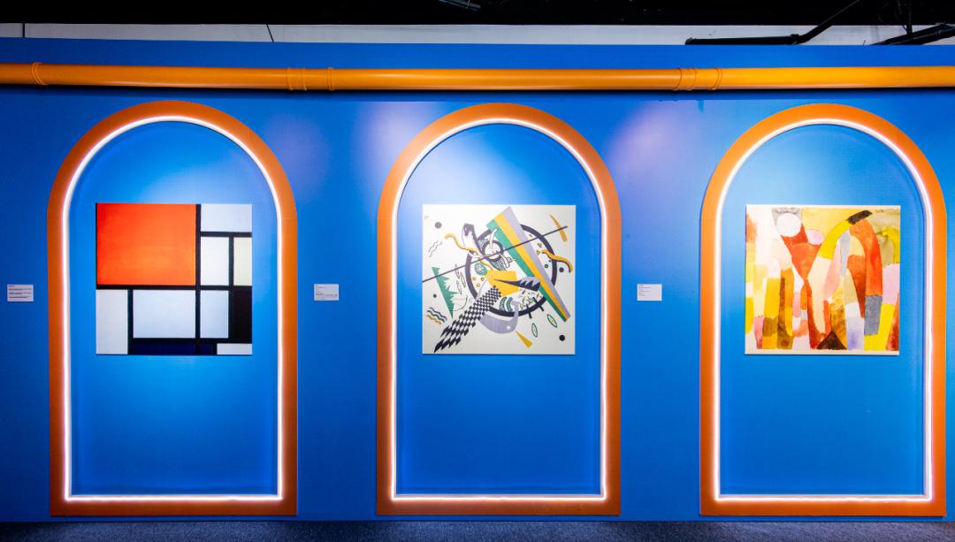 博物再生工坊快闪店活动策划展示了五大知名博物馆,够嗨的