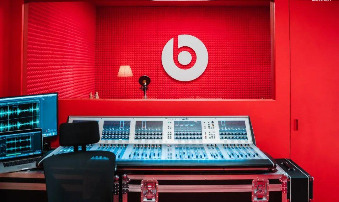Beats音乐体验活动策划闪现魔都,抢眼的红色现场随便拍照都很出彩