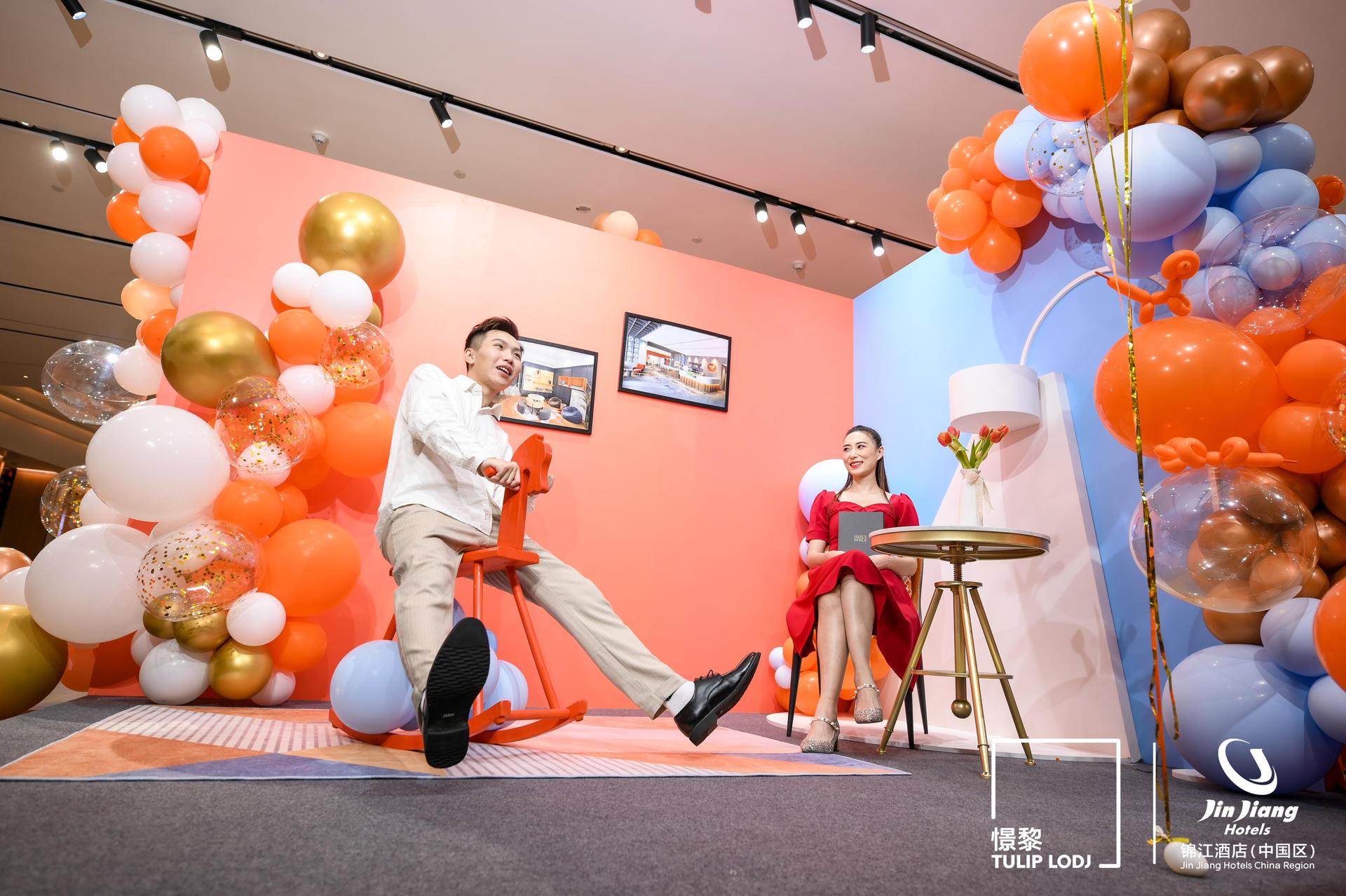 """""""寓见憬黎""""品牌发布会活动策划以创意概念空间的形式呈现生活方式趣味"""