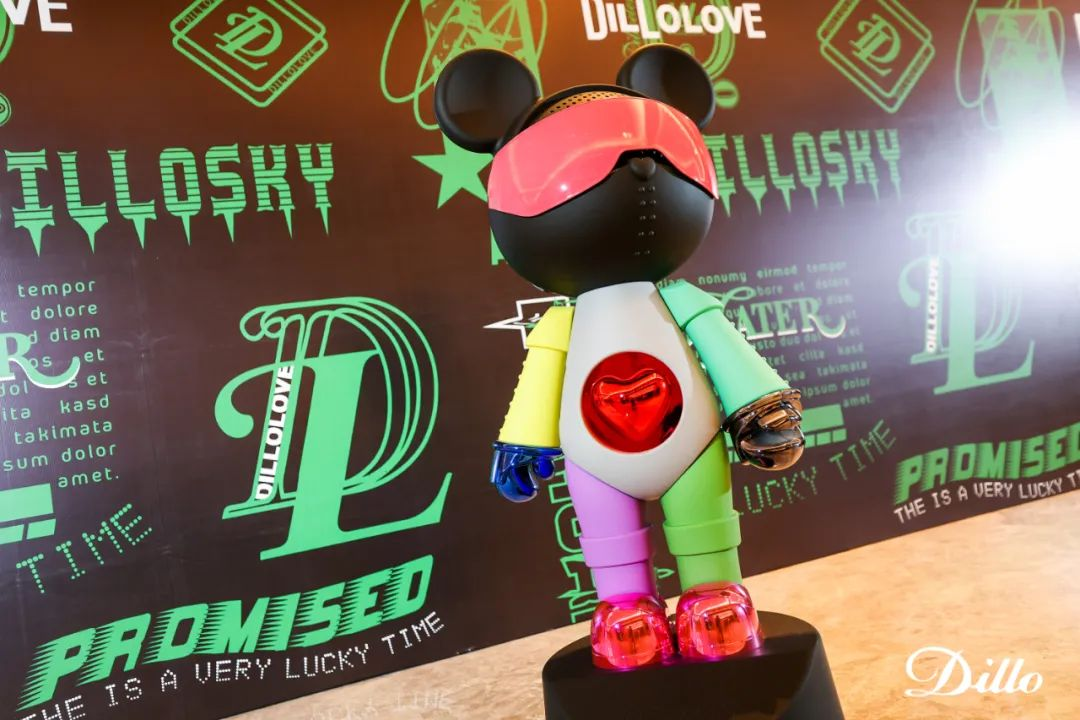 DILLO2022春夏发布活动策划秀出时尚更多与众不同的玩法和创造